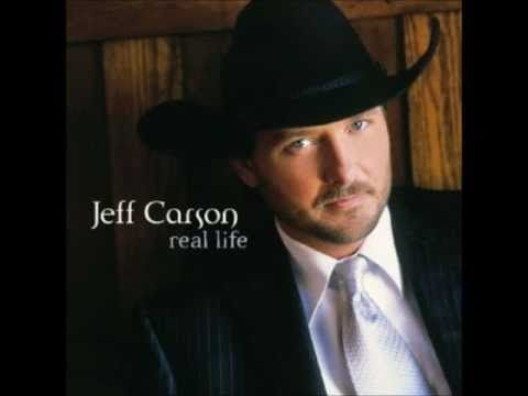 What a beautiful song...Jeff Carson- Not On Your Love - YouTube