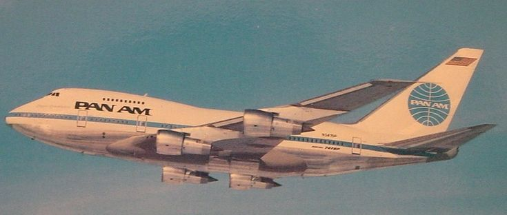 Pan Am Boeing 747SP (Special Performance) purchased by PA for there long range flights because they were very easy to maintain and easy to run