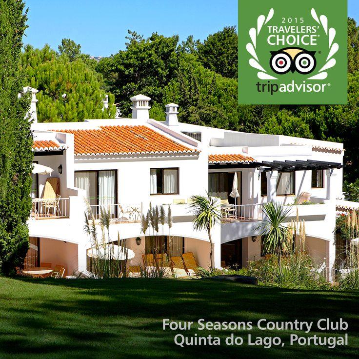 12. Four Seasons Country Club Quinta do Lago, Portugal
