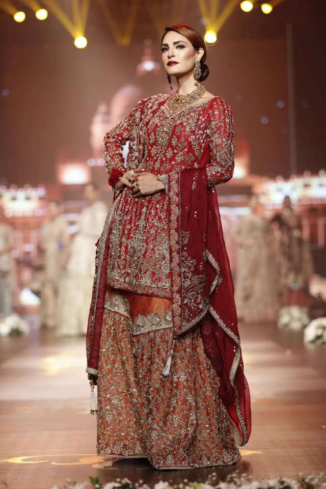 Nickie Nina Latest Bridal Dresses At BCW 2016