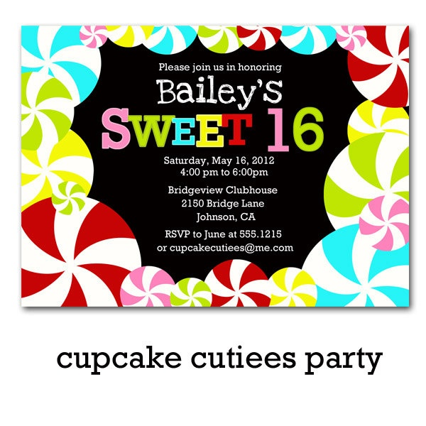 114 best Invitations images on Pinterest Birthday invitations
