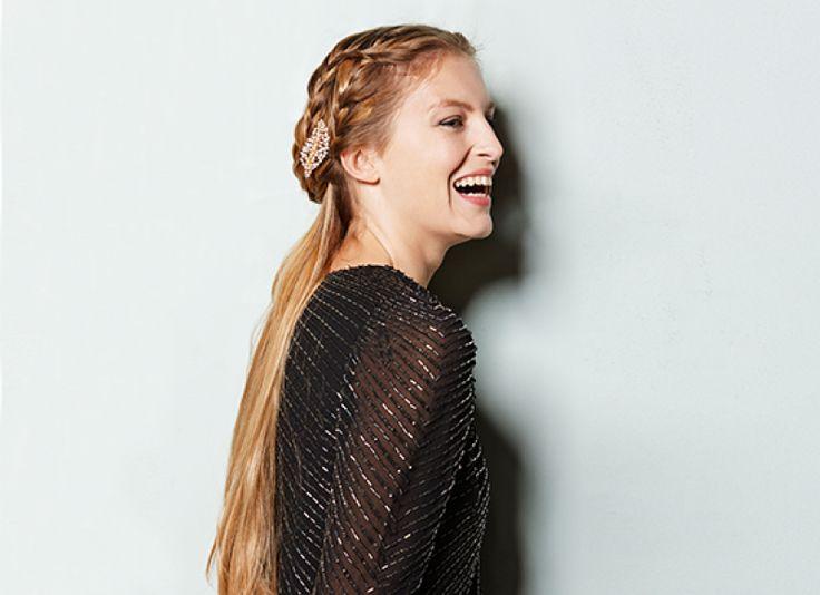 Droom jij al lang van een ultralange, volumineuze lokken? Met de Franck Provost extensions heb ze inno time! Hier wat inspiratie voor een glamoureus kapsel voor lang haar.