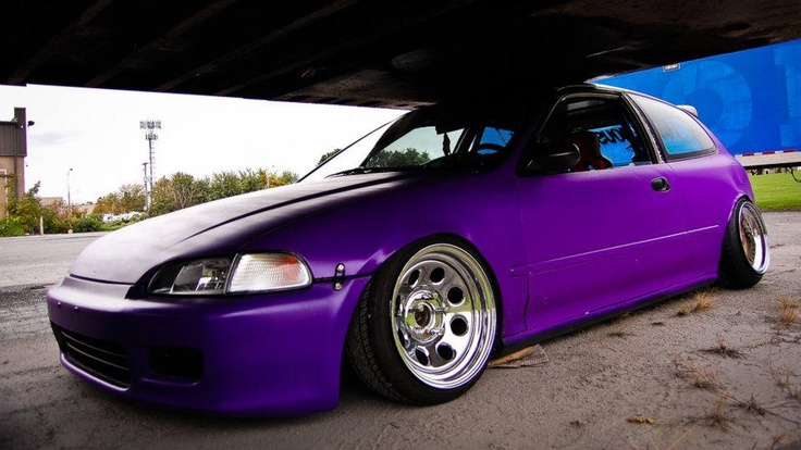 Luv tha color...needs diff headlights and rims but still tight