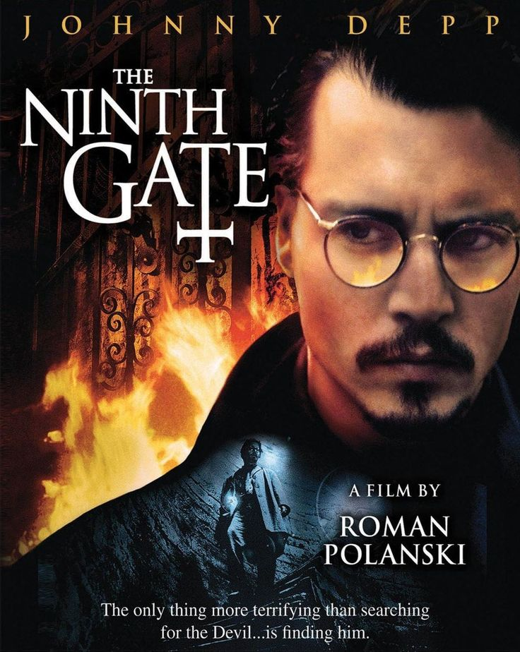 The Ninth Gate - Review: DirectorRoman Polanski brings us this mystery-thriller film in The Ninth Gate (1999). The Ninth… #Movies #Movie