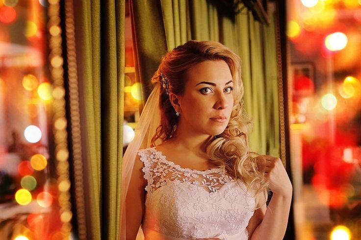 Norilsk people: A beautiful bride celebrating love