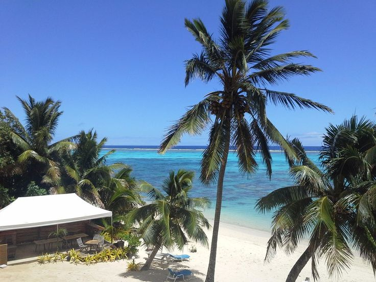 Moana Sands Beachfront Hotel & Villas (Rarotonga, Cook Islands - Titikaveka) - Hotel Reviews - TripAdvisor