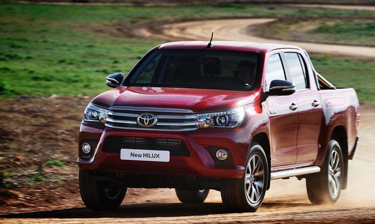 #Toyota #Hilux #loadbay #pickup #truck #business #trade #2016