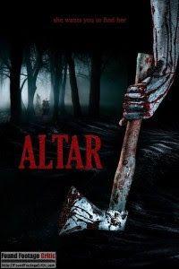 TERROR EN EL CINE. : ALTAR. (TRAILER 2016)