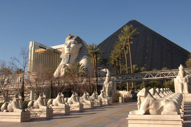 If You Could Only See ONE Thing at Each Las Vegas Resort...: What is Luxor Las Vegas' Must See Sight?
