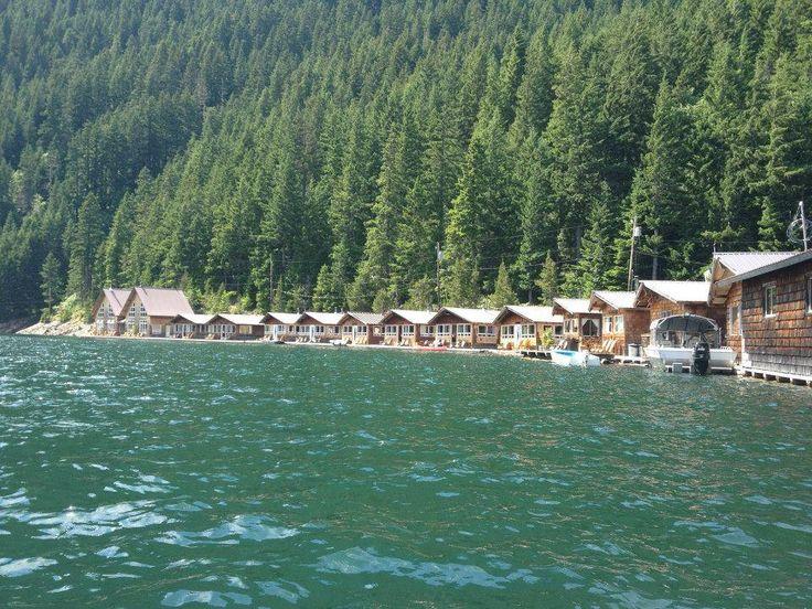 Ross Lake in Washington State