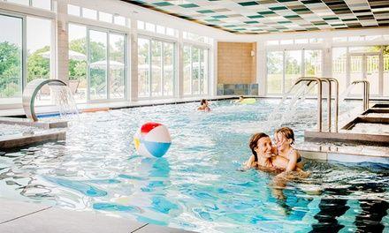 Normandie : 1/2 journée de soins pour 2 ou 1 ou 2 nuits avec spa thermal et soin optionnel au B'O Resort 4* pour 2 ou 4: 99.00€ au lieu de…