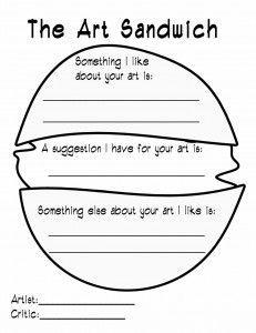 Art Sandwich Evaluation - Bing Images