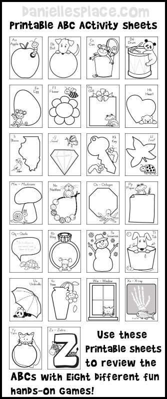 1000+ images about Preschool worksheets on Pinterest   The ...