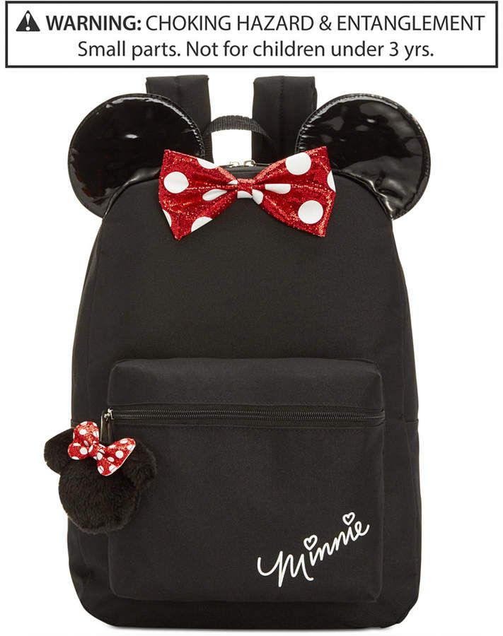 b420d20e1f4c Perfect backpack for Disneyland!Minnie Mouse Little   Big Girls Backpack  (affiliate)