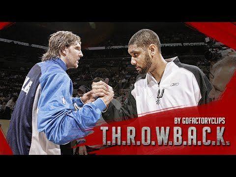 Throwback: Dirk Nowitzki vs Tim Duncan G7 Duel Highlights 2006 Playoffs Spurs vs Mavericks - EPIC! - YouTube