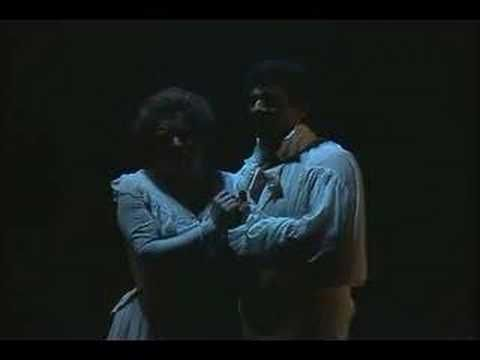 "My all-time FAVORITE opera and favorite scene.  Hardly anyone has ever heard ""ANDREA CHENIER"" by Giordano.  My favorite version is performed by Renata Tebaldi and Mario del Monaco.  I can't watch this finale without crying every time!"