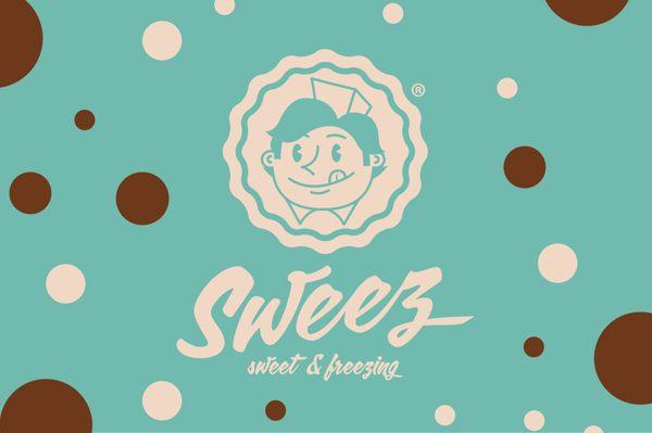 Sweez - Sweet & Freezing by Maurício Cardoso, via Behance