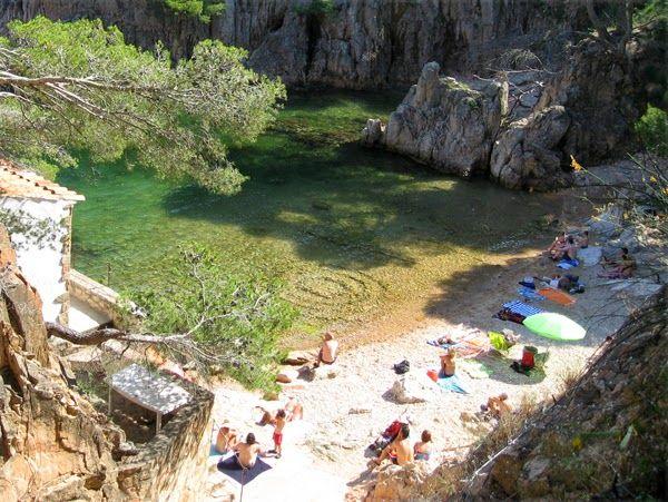 CON AUTOCARAVANA Y SIN ELLA: Camino de Ronda, playas y kayak en la Costa Brava