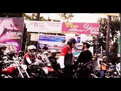Penghadangan Konvoi Harley Davidson Club Indonesia (HDCI) di Jogjakarta