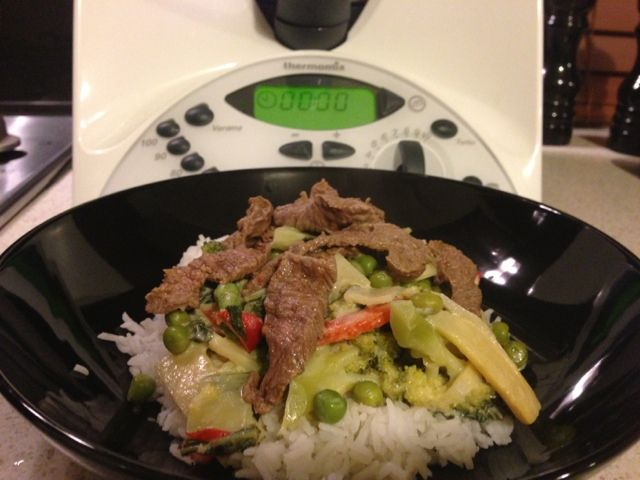Simply Thermomix Blog: Best Ever Thai Curry in the Thermomix
