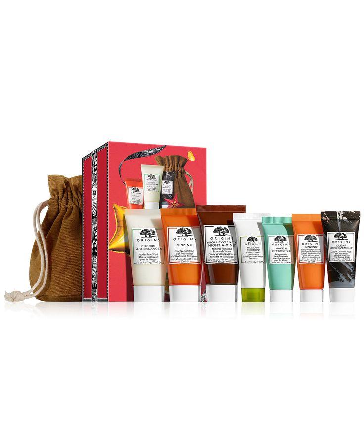 Origins gift set on sale now at Macys! #sale #ad #macys #origins #skincare