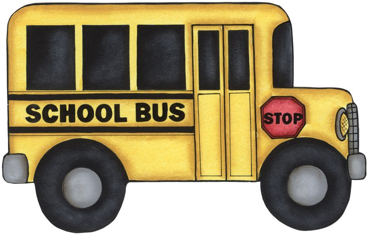 School Buses, Buses And Schools