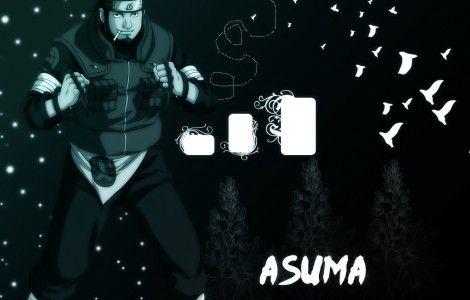 Asuma Wallpaper