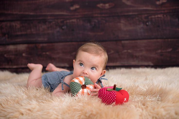 Acompanhamento | Bárbara, 6 meses - Laura Alzueta | Photo