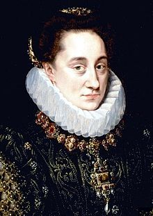 Maria of Nassau (1556–1616). Daughter of William the Silent and Anna van Egmont. She married Philip, Count of Hohenlohe but had no children.