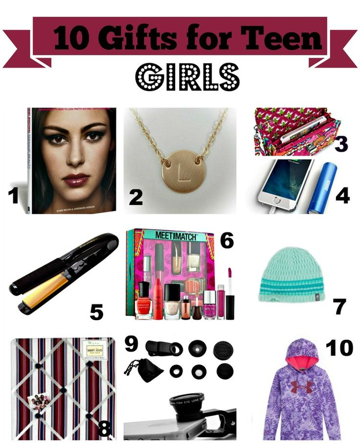 25+ Best Ideas About Gifts For Teenage Girls On Pinterest
