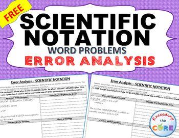 math worksheet : scientific notation multiplication and division word problems  : Scientific Notation Multiplication And Division Worksheet