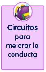 circuitos de puntos y pegatinas para mejorar la conducta