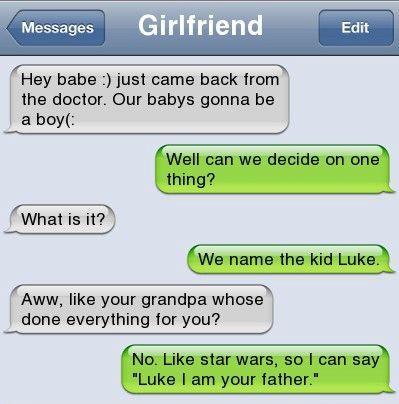 Epic text - Its a boy - http://jokideo.com/epic-text-its-a-boy/