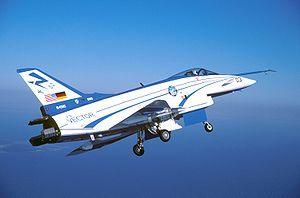 El Rockwell-Messerschmitt-Bölkow-Blohm X-31 Enhanced Fighter Maneuverability es un avión experimental creado como un programa de colaboración germano-estadounidense para probar la tecnología de empuje vectorial en los aviones de caza.