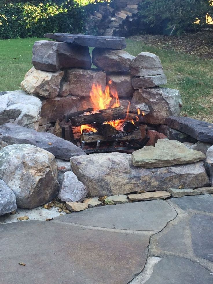 A fire pit is an excellent start. This fire pit differs ...