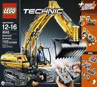 Lego Technic Motorized Excavator 8043 Brand new and Sealed