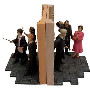 Harry Potter Room of Requirement Bookend Gift Set | eBay