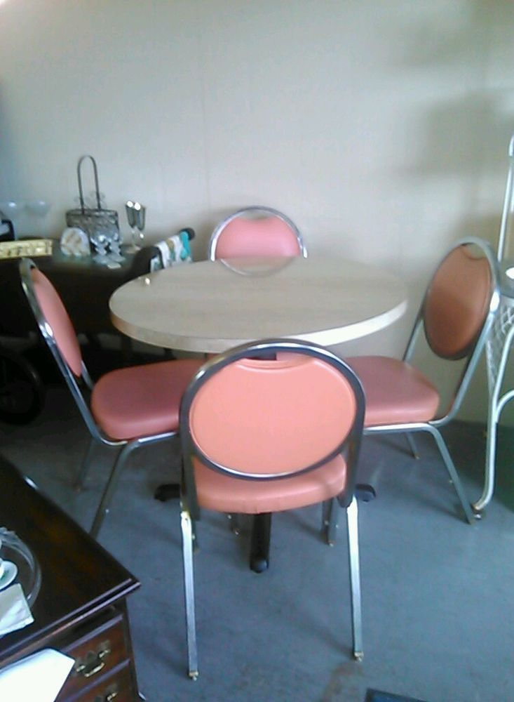 418 Best Vintage And New Chrome Kitchen Tables And Chairs Images On  Pinterest   Vintage Kitchen, Retro Kitchens And Retro Vintage