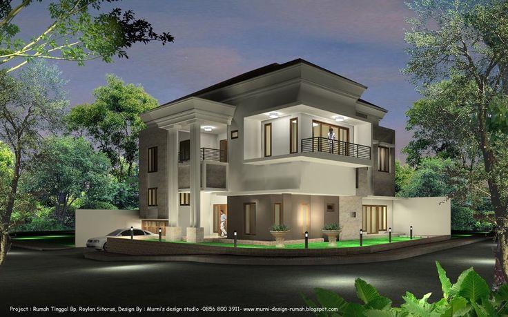 Desain Rumah Mewah Di Malaysia Small House Front Design Best Small House Designs House Front Small house design malaysia