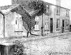 Nottinghamshire history > Links with old Nottingham (1928): Nottingham Barracks