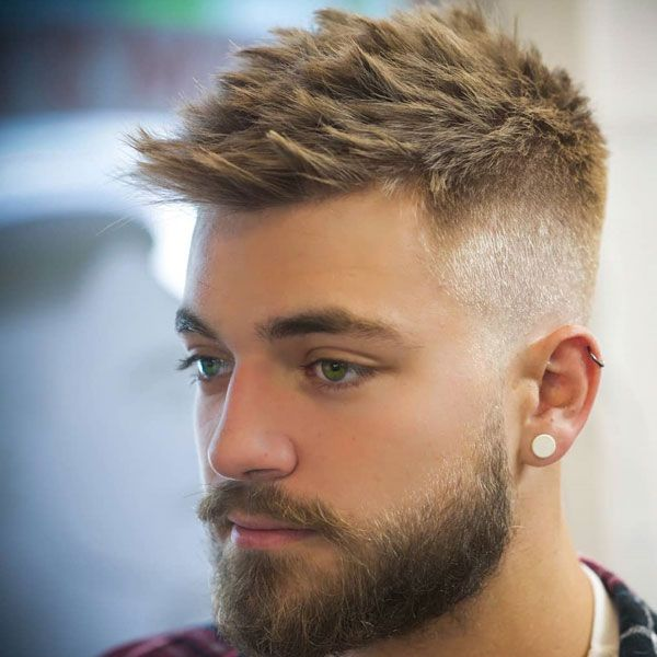 The High Blur Hair Style Can Supplement All The Best Men S Haircuts Smooth And Current The High Blur Is In 2020 High Fade Haircut Taper Fade Short Hair Fade Haircut