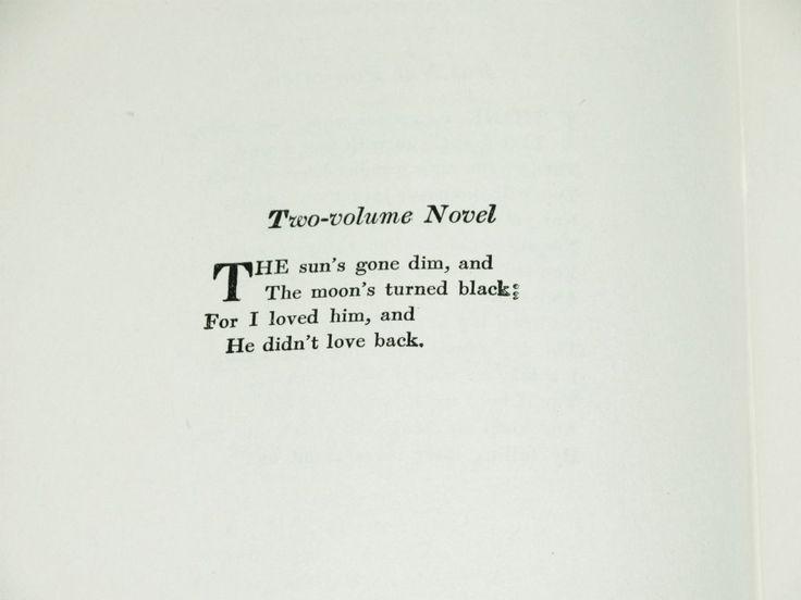 Dorothy Parker Poems Online - Bing Images