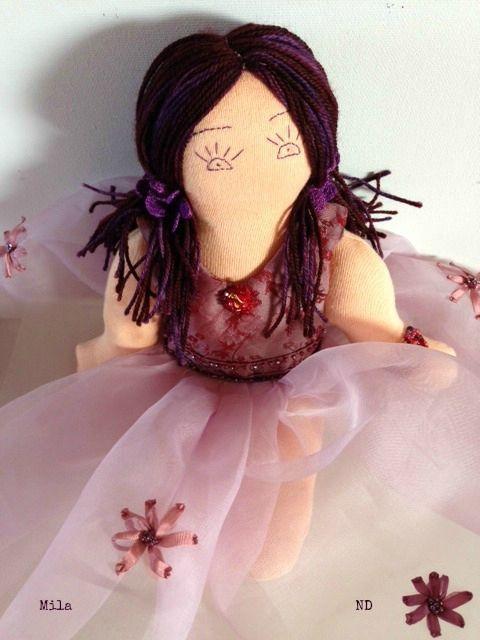 Princesse Mila, une poupée Frimousse pour l'Unicef avec Prima