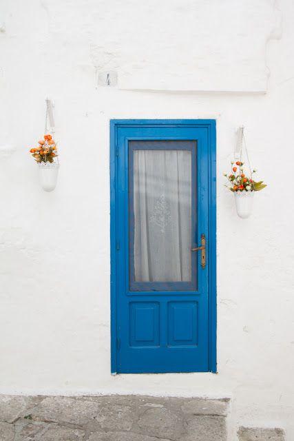 colors of Ostuni, Locorotondo e Alberobello - regione Puglia