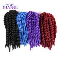 3 pack 12inch havana mambo twist crochet braid hair havana twist crochet hair senegalese twist hair crochet twist braids hair