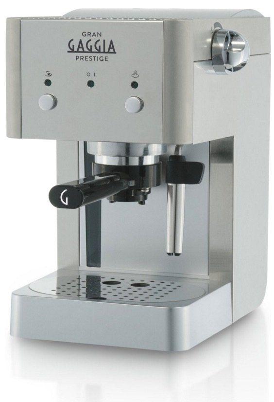 Gaggia Gran Prestige - Cafetera espresso - Opinión