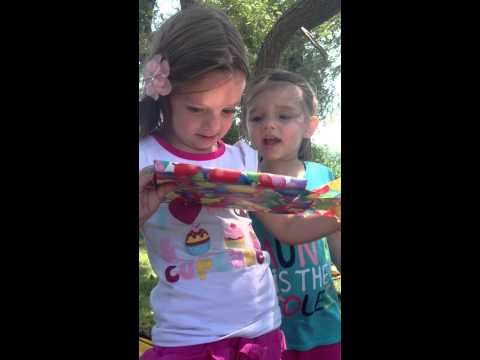 ▶ My Niece is the Target Lady - YouTube - she sounds just like SNL's Target Lady!