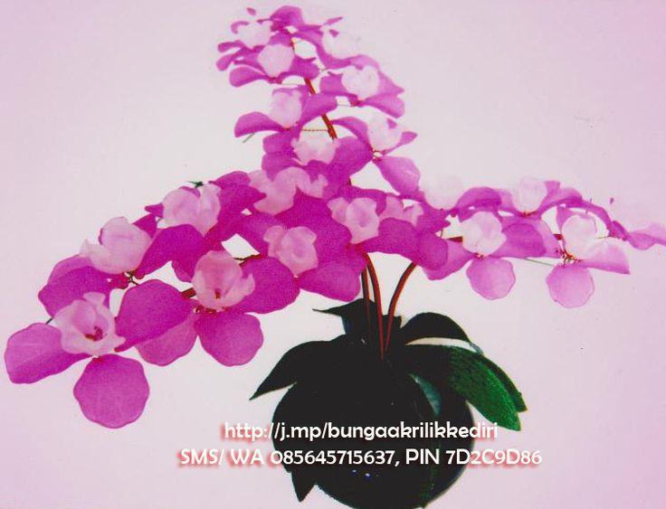 Bunga A015 - Bunga Akrilik Kediri