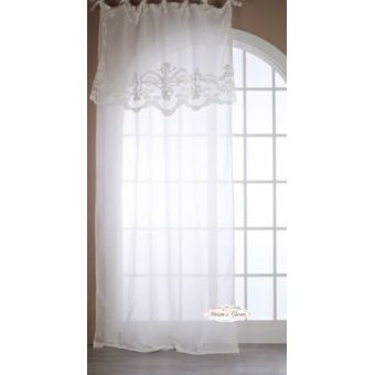 tenda mantovana shabby : ... Tende on Pinterest Window treatments, Linens and lace and Shabby