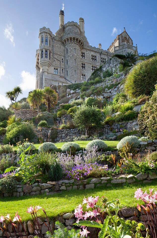 St. Micheals Mount, Cornwall
